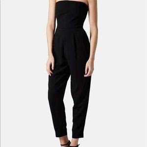 Topshop jumpsuit with boning - Size 4